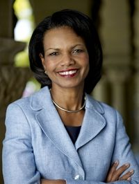 Former U.S. Secretary of State Condoleeza Rice to speak at 2012 SMU Commencement