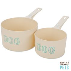 Martha Stewart Pets™ Food Scoops - Martha Stewart Pets - Dog - PetSmart