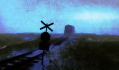 …you know theres a one train runnin midnight… by The Art Curator, via Flickr Second Life, Wind Turbine, Landscapes, Creativity, Train, Inspiration, Art, Paisajes, Biblical Inspiration