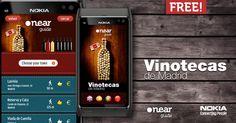 NEAR GUIDE VINOTECAS MADRID  Nokia App