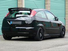 Black Ford Focus ST/ SVT MK1 OEM USA