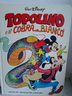 Topolino e il cobra bianco Disney