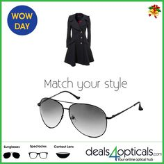 Match your #Style at #Deals4Opticals :#http://bit.ly/1l7iBsp