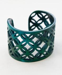 Item of the Day: Noonday Collection's Carved Jade Cuff