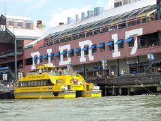 Pier 17, South Street Seaport, New York City http://www.cultivatingculture.com/profiles/south-street-seaport/