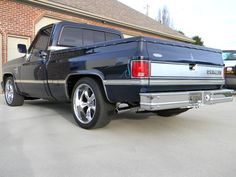 Smooth 1985 Chevrolet Silverado