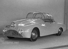 1948 Gatso Aero Coupe 3900 LV8 Maintenance/restoration of old/vintage vehicles: the material for new cogs/casters/gears/pads could be cast polyamide which I (Cast polyamide) can produce. My contact: tatjana.alic@windowslive.com
