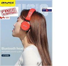 Awei A700BL bluetooth headphones wireless foldable #Awei