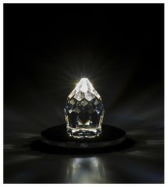 DROP 18 - LED crystal for starry sky. Made with SWAROVSKI ELEMENTS.