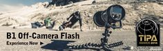 B1 Off-Camera Flash