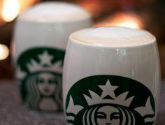 London Fog! My favorite Starbucks drink :) Recipe here: http://starbuckssecretmenu.net/starbucks-secret-menu-london-fog/