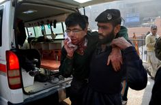 By RYAN GORMAN  Taliban gunmen killed more than 100 people, mostly young children, after storming a military-run school in the northwestern Paki...