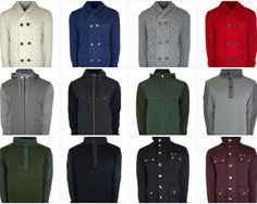 The Crisp Air is now starting to set in so why not check out our latest offerings of Chunky Knitwear. Team them with dark slim fitting or washed straight leg jeans with a causal trainer or the British brogue. TO VIEW OUR LATEST OFFERING CLICK http://www.luke1977.com/live/news/news116.asp