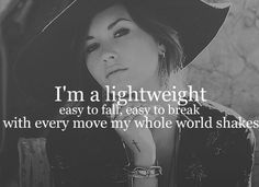 basically my favorite song by demi.