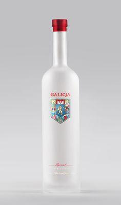 Galicja Vodka  spirit mxm