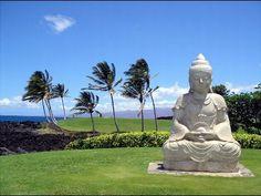 Buddha Point, Big Island Hawaii Hilton waikoloa village Love the image this invokes