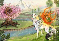 Okami by Kacey Boxall