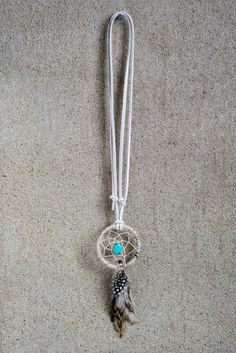 Dreamcatcher Necklace  SN03 by FreeNatives on Etsy, $20.00  Loving this necklace #inspired