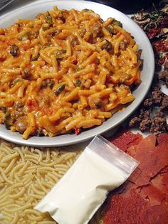 Backpacking Food: Dehydrated Mac n Beef with Cheesy Tomato Sauce