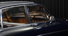 1969 Jaguar 420 G - perfectly restored - big sliding roof
