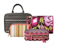 Image Gallery All The Way, Luggage Bags, Cosmetic Bag, Missoni, Fashion  History 9a10d753f0