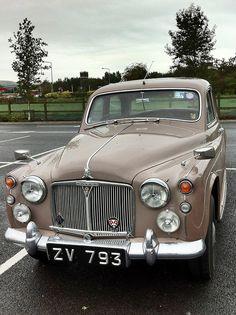 1957 Rover 90 ( P4 )