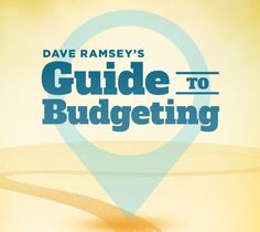 Check out Dave Ramsey's FREE Budgeting Guide! #free  I <3 Dave Ramsey!!!