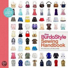 The BurdaStyle Sewing Handbook :)