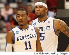 John Wall & Demarcus Cousins....miss these guys!