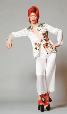 Super Seventies:  David Bowie