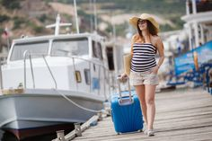 Can i cruise while pregnant? what you need to know - cruise critic Summer Vacation Outfits, Summer Outfits Women, Travel And Tourism, Travel Guide, Travelling While Pregnant, Traveling, Kid Friendly Resorts, Vacations To Go, Family Vacations