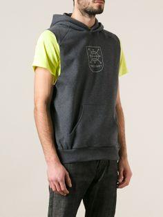 Men - Gosha Rubchinskiy Sleeveless Sweatshirt - WOK STORE