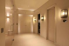 Corridor Lighting by John Cullen