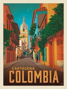 Anderson Design Group – World Travel – Colombia: Cartagena