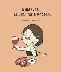#Single people jokes #who cares #hahaha