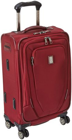 79f4ee1eaf2f 8th Best Carry On Luggage - Travelpro Crew 10 Expandable Spinner Suiter  (21