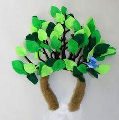Tree Headpiece