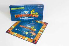 Drinkopoly - Gesellschaftsspiel mit verschiedensten Trinkaufgaben: Amazon.de: Spielzeug