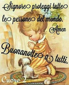 Cute Good Morning Quotes, Italian Quotes, Blessed Mother Mary, Jesus Pictures, Good Night, Faith, Fictional Characters, Gif, Dolce