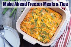 Make Ahead Freezer Meals & Tips - Living Loving Paleo
