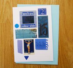 Anthony Zinonos Found Colour Cards