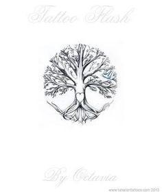 olive tree tattoo - Google Search