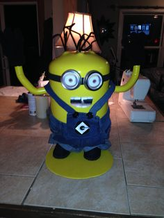 Just made Dave the Minion  for my sister in law