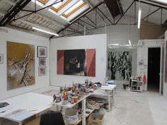 My studio life: Anthony Whishaw RA | Blog | Royal Academy of Arts