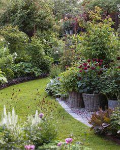 At Home and in the Garden with Bettie Bearden Pardee Love Garden, Garden Care, Easy Garden, Summer Garden, Dream Garden, Lawn And Garden, Back Gardens, Small Gardens, Outdoor Gardens