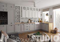 kuchnia - projekty - zdjęcie od MIKOŁAJSKAstudio - Kuchnia - Styl Rustykalny - MIKOŁAJSKAstudio
