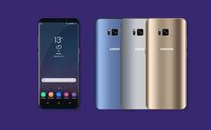 Free Samsung Galaxy S8 Landing Page Mockup PSD   Free PSD Templates   #free #photoshop #mockup #psd #samsung #galaxy #s8 #landing #page