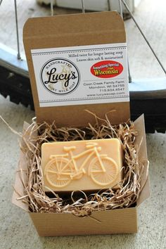 Great Bike to Work day gift!