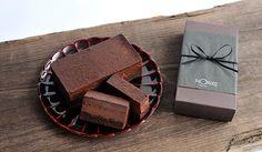 "NOAKE La terrine au chocolat テリーヌショコラ""黒"""