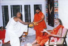 """Upanishads : """"The cream of Vedas"""": MUNDAKOPANISHAD : CHAPTER-3. SECTION-1. MANTRAM-8...."""